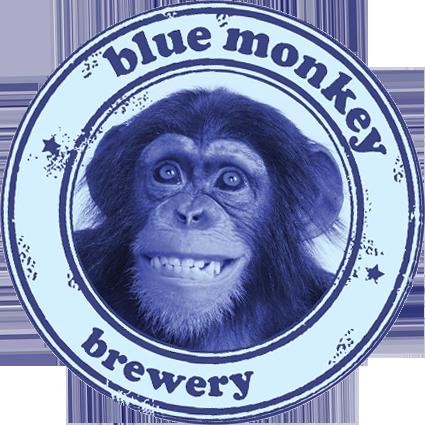 Blue Monkey Logo